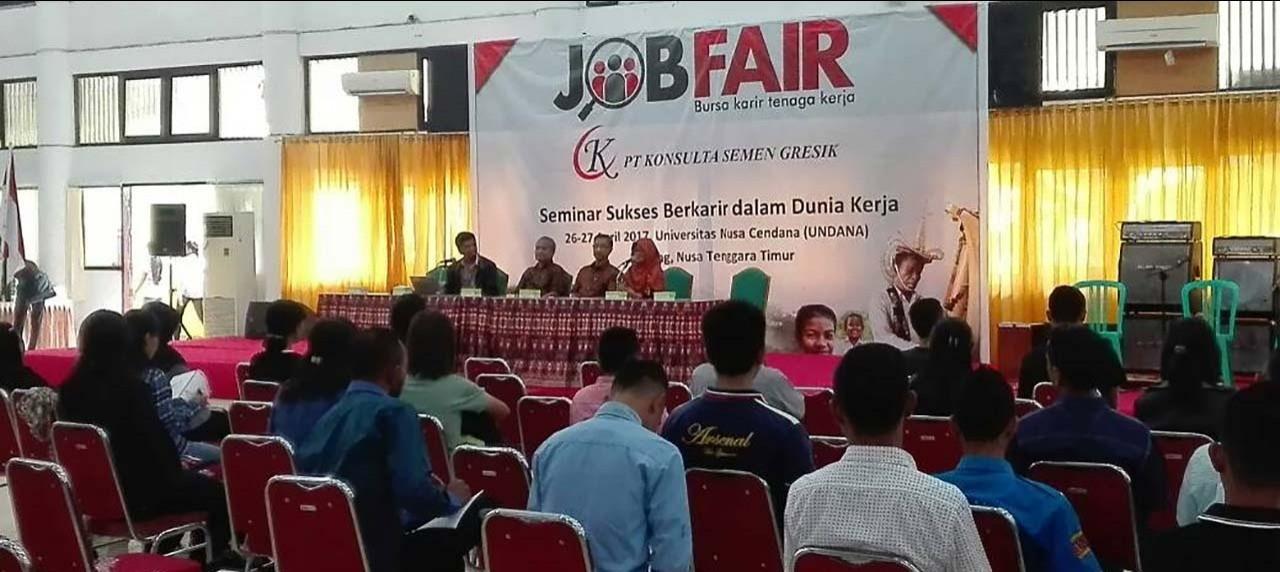 Kegiatan Kerjasama UISI dengan PT Konsulta Kupang dengan Tajuk Job Fair