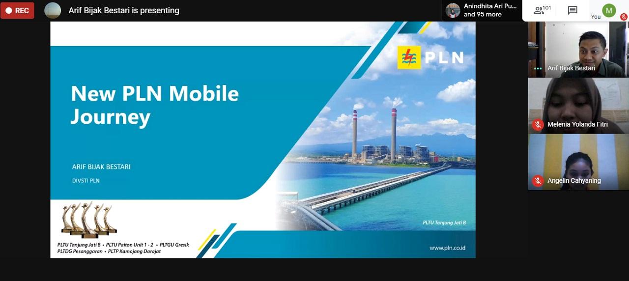 Mengenal lebih dekat dengan proyek pengembangan Mobile Apps PT.PLN Persero yakni PLN Mobile