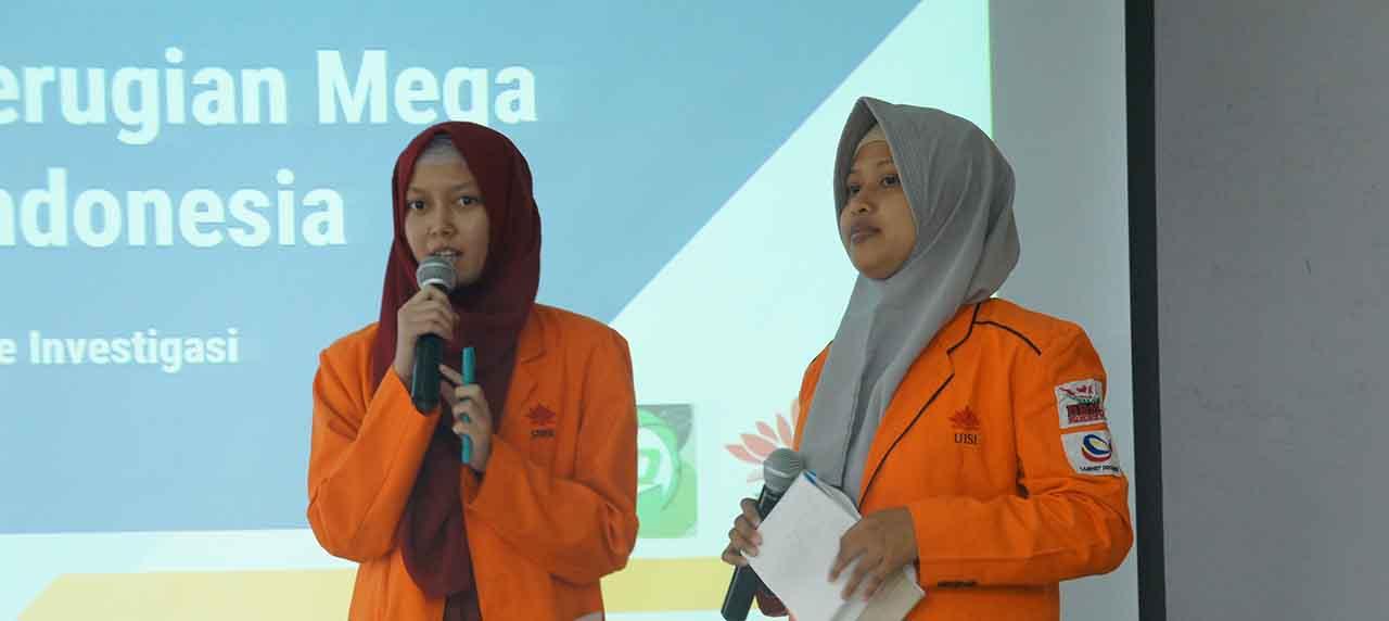 Final Presentation Paper dalam Ajang The 16th Journalist Days di Universitas Indonesia