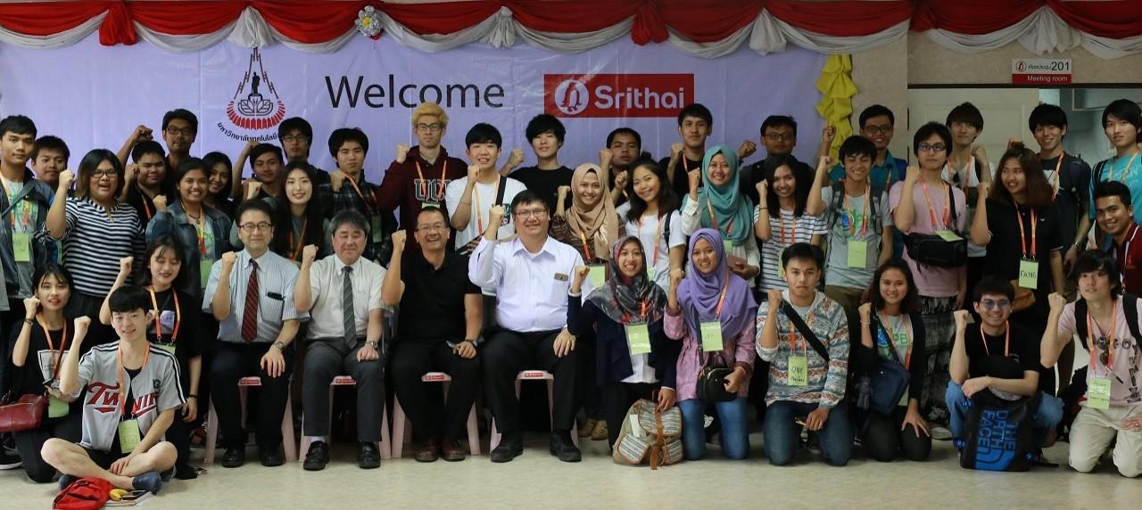 Foto bersama seluruh peserta gPBL dan perwakilan professor