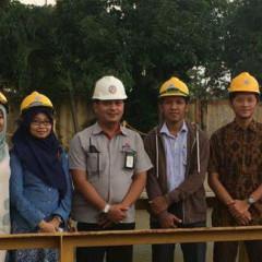 Tim penelitian pengembangan produk semen