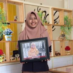 Potret Dewi Annisa Yakin, S.T.