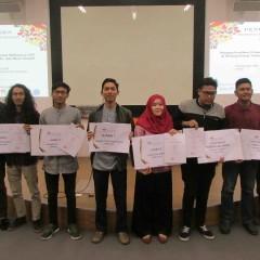 Para pemenang lomba pada KKN 2018