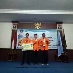 Mahasiswa Teknik Kimia sabet juara 2 Lomba Karya Tulis Ilmiah Nasional di Bali