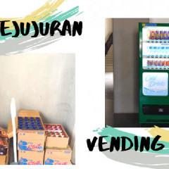 Adanya kantin kejujuran dan vending machine bawa nilai positif di Kampus B UISI