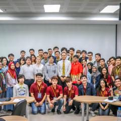 Para peserta Global Project Based Learning 2019 di Suranaree University of Technology Thailand