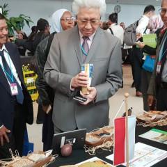 Duta Besar RI untuk Austria, Dr. Darmansjah Djumala