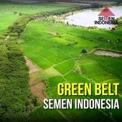 Area green belt disekitar tambang PT Semen Indonesia