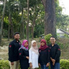 Anggota tim PKM K UISI