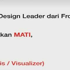Belajar Design dari Rumah bersama Bapak Hastjarjo Boedi Wibowo