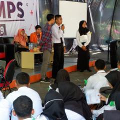 Materi mengenai lomba KDMI menarik antusiasme peserta CHAMPS 2019 Day-2