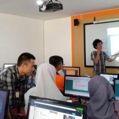 Suasana Hysys Training 2.0 di Gedung 5 Kampus A UISI