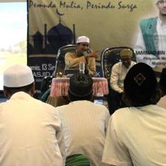 Habib Muhammad bin Anis Syahab jelaskan kiat pemuda mulia perindu surga