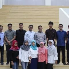 Mahasiswa Magang Beasiswa di Nano Center Indonesia