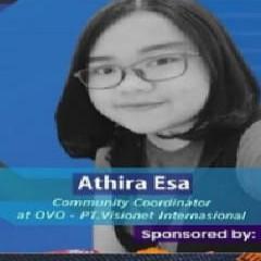 Management Week 2021 Day 7 menghadirkan Athira Esa, salah satu lulusan UISI yang membanggakan
