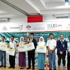 Juara Islamic Bussines Plan UISI 2017