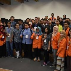 sesi oto bersama perwakilan mahasiswa UTP dengan perwakilan mahasiswa UISI