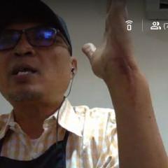Kegiatan WEBINAR MR dengan narasumber Durain P. Siregar S.T., M.T., IPM (Foto: Tangkapan layar)