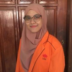 Sosok Syarifa Nur'aini salah satu finalis Pemilihan Mahasiswa Berprestasi Nasional tahun 2020