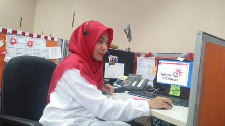 Sosok Anita Alfiana Zahroh, S.T., Alumni UISI yang bekerja di PT. Telekomunikasi Indonesia, Tbk