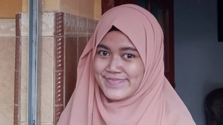 Sosok Nafa Maulida Syaharani, juara harapan 1 Mawapres UISI