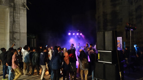 SIMS UISI raih kebersamaan dengan Gelar Singing Competition