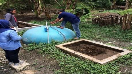 Kecanggihan Teknologi Biogas di Balik Hutan Kedukbembem