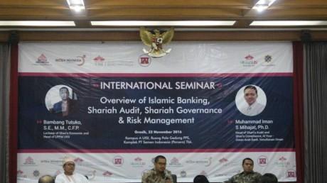 seminar internasional ekonomi syariah UISI