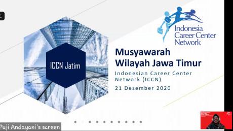 MUSYWIL Jawa Timur 21 Desember 2020 saat sedang berlangsung.