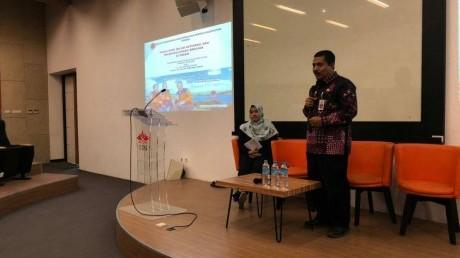 Kuliah Tamu bersama Drs. Abu Hassan, S.H., M.M selaku Kepala Pelaksana BPBD di Gresik