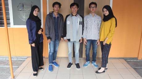 foto anggota PKM-M program simulator wayang