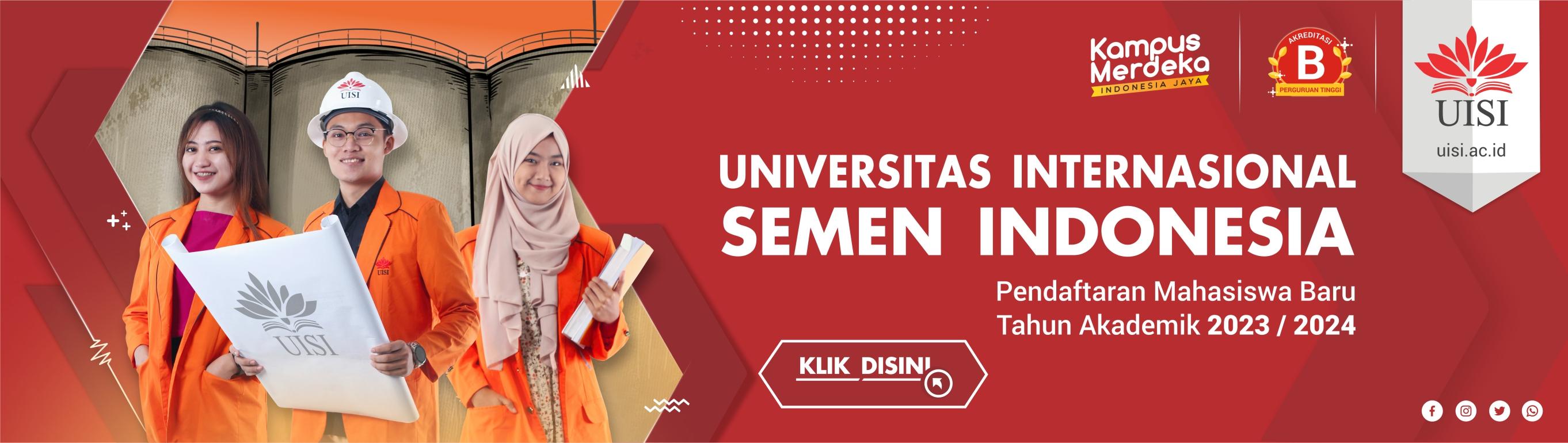 Universitas Internasional Semen Indonesia (UISI)