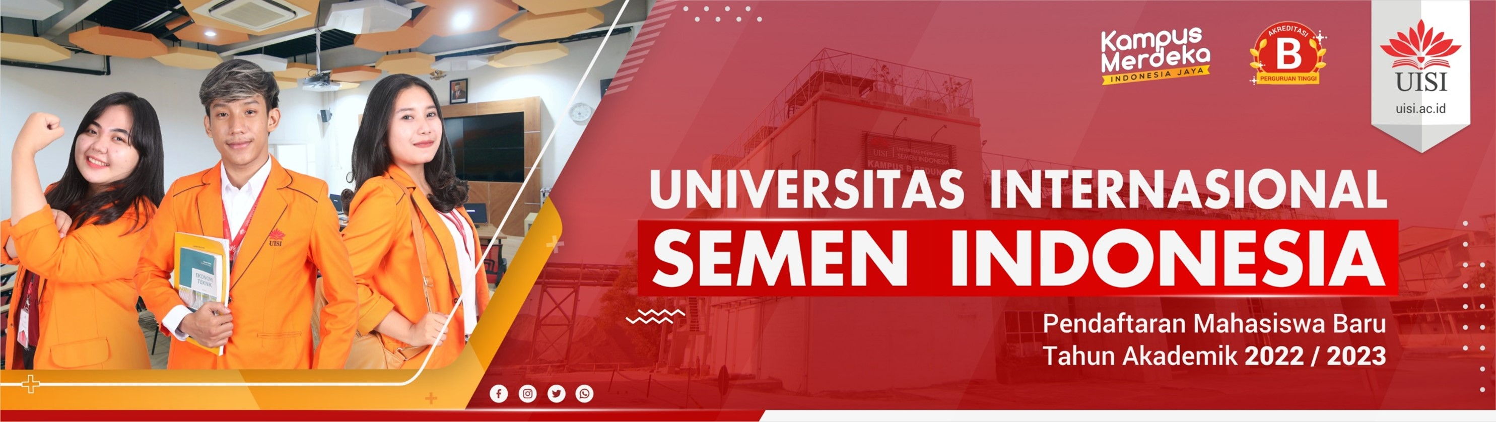 Universitas Internasional Semen Indonesia (UISI)
